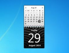 Calendars Gadget for Windows 10 http://win10gadgets.com/calendars ...