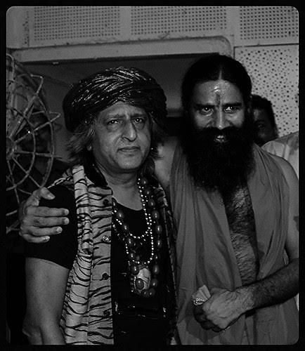 Baba Ramdev And The Malang by firoze shakir photographerno1