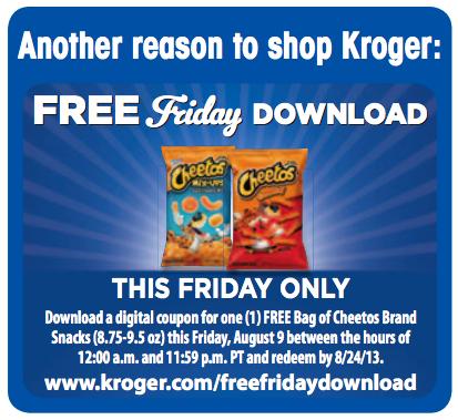 Free Cheetos