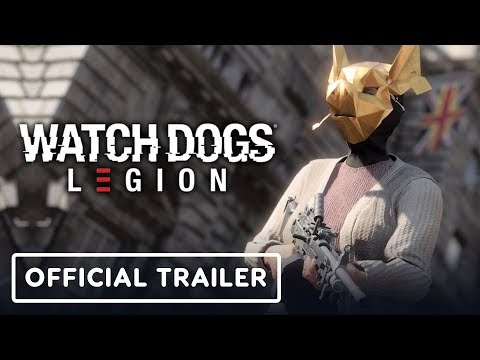 Watch Dogs: Legion - Classroom 101: Co-Op Gameplay Trailer