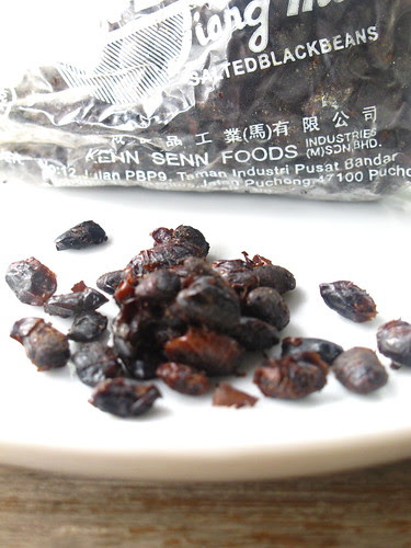 preserved salted black beans