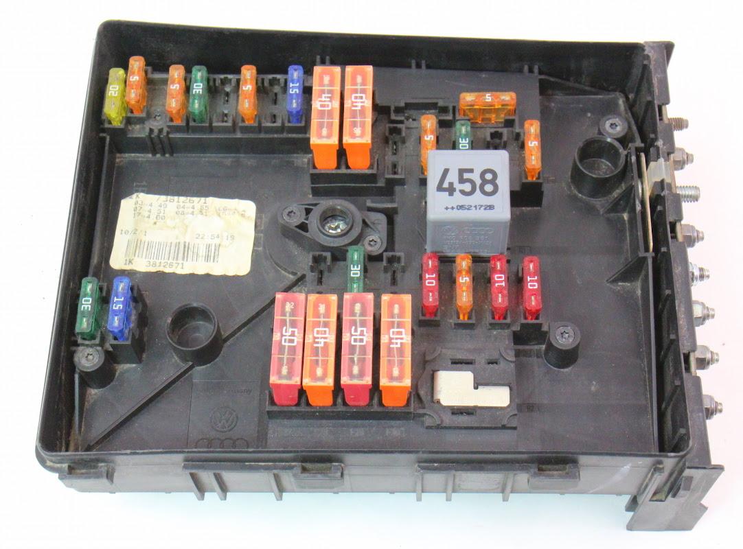 97 Jettum Fuse Box Diagram