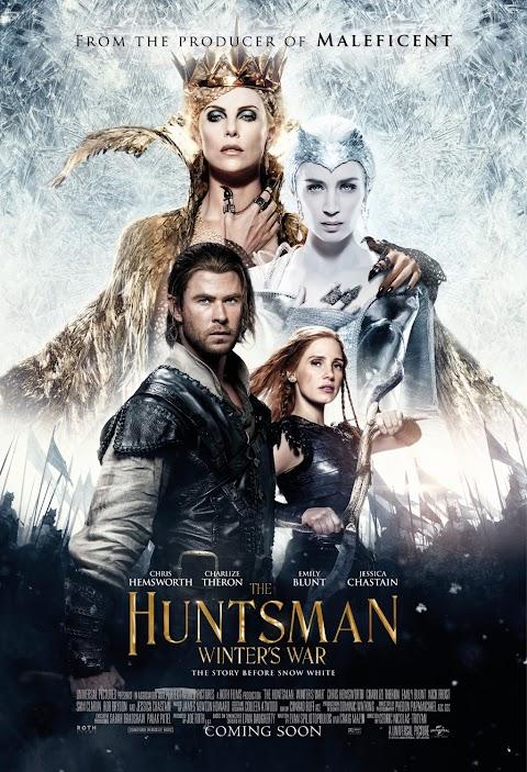 Watch The Huntsman Winters War Online Free