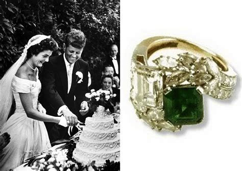 Jackie Kennedy Wedding Ring Replica   Wedding
