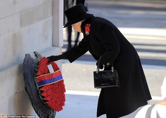 queen cenotaph