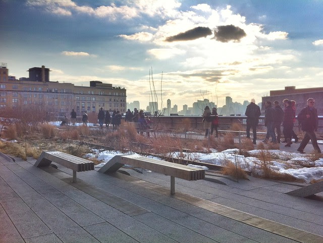 Day 37 The High Line