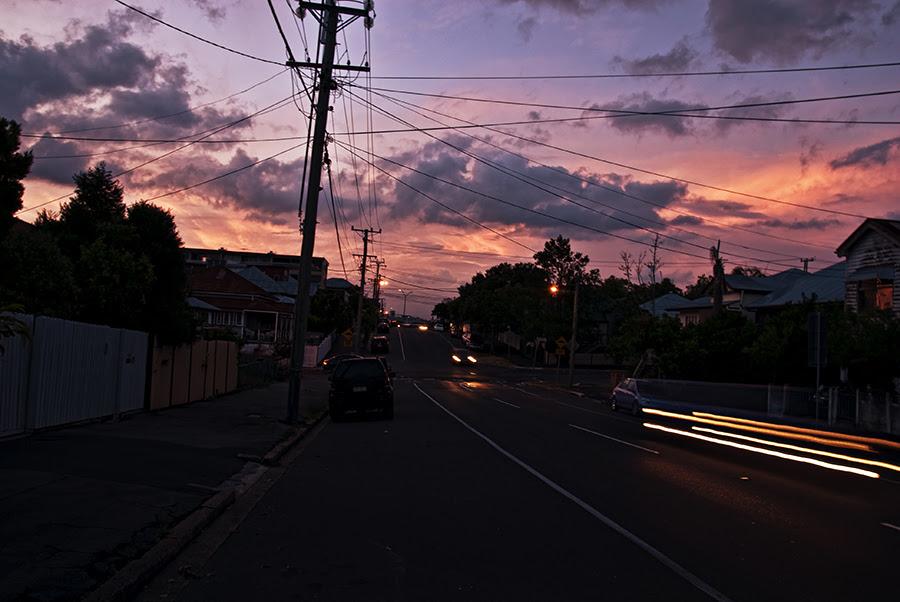 kelvin-ator sunset