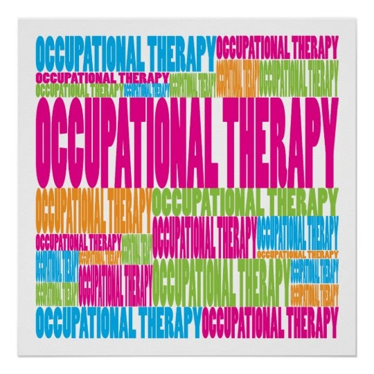 Occupational Therapy Posters Prints