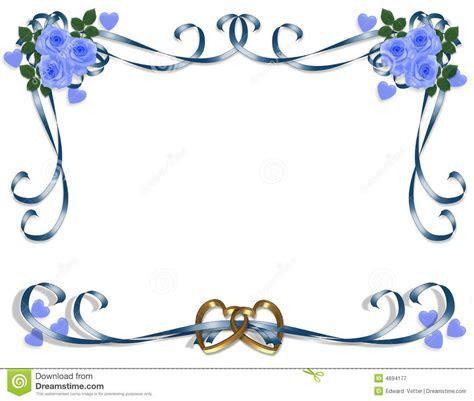 Blue Wedding Borders Clipart   wedding   Wedding borders