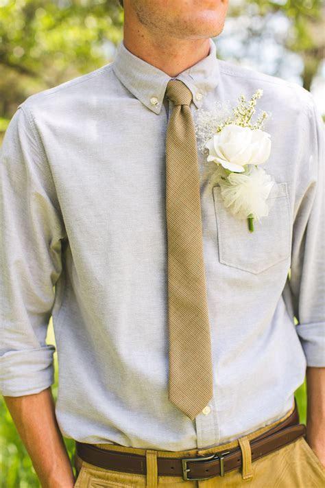 Casual men attire for outdoor wedding   West Texas Wedding