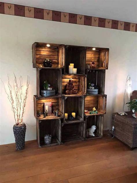 creative diy rustic home decor ideas   budget