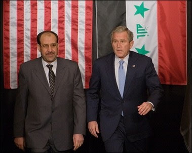 Bush & Maliki  11.30.06    4