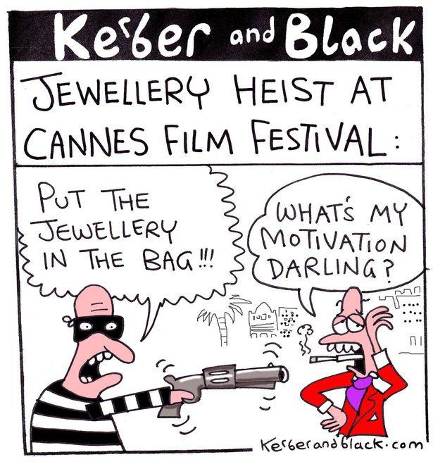 Cannes jewellery heist 18.5.2013