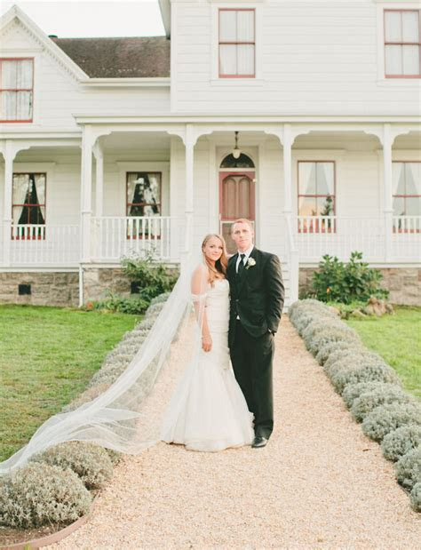 Romantic Olympia's Valley Estate Wedding: Lydia   Brandon