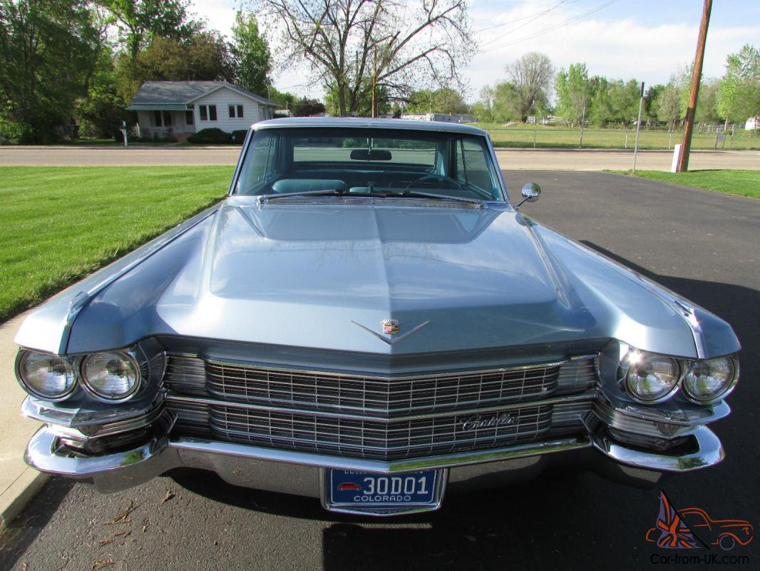 1963 Cadillac Coupe DeVille ** ONE OWNER ** All Original