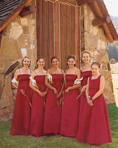 A Rustic Formal Wedding in Montana   Martha Stewart Weddings