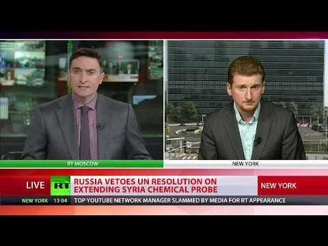 This is why Russia vetoed UN resolution on extending Syria chemical probe