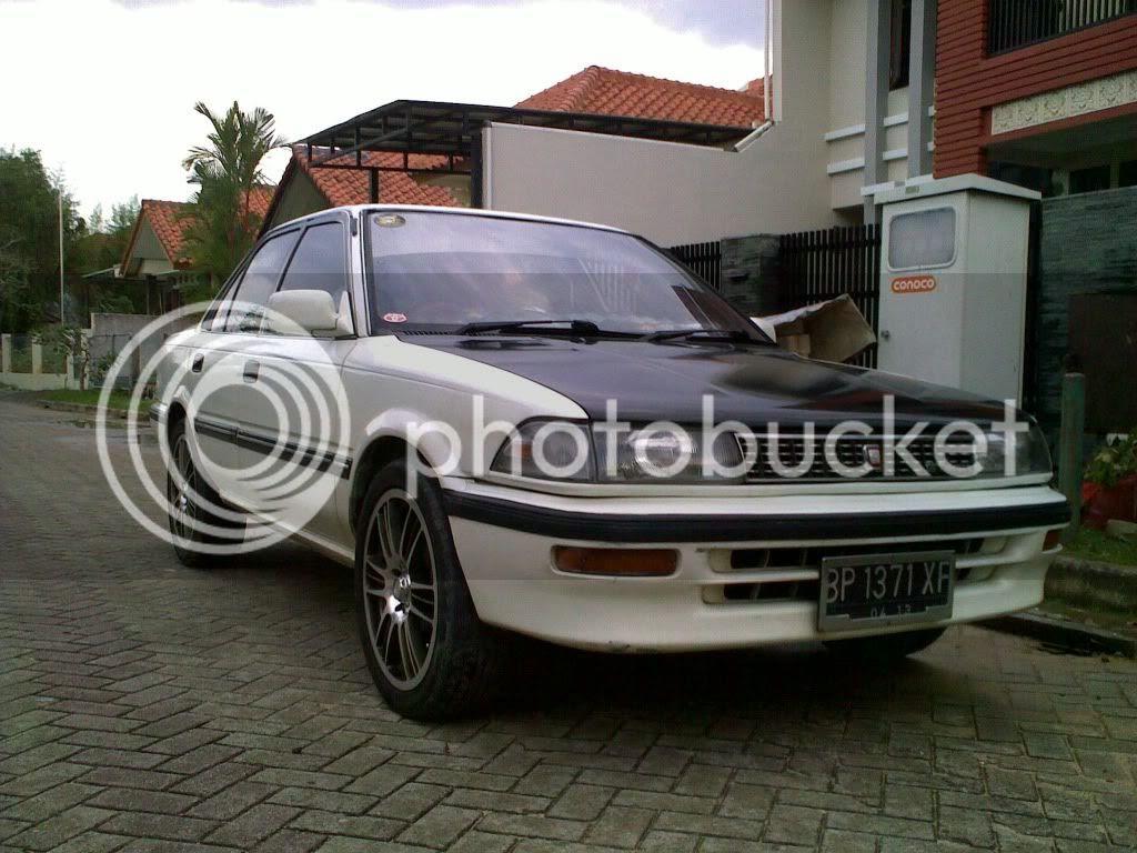 Toyota Corolla Twincam AE92 1991 Jdm Series Batam
