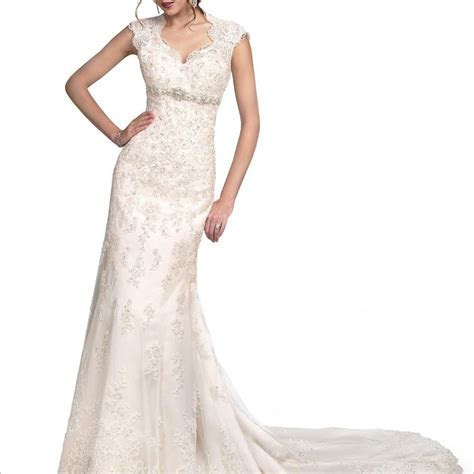Used Wedding Dresses, Buy & Sell Your Wedding Dress   Tradesy