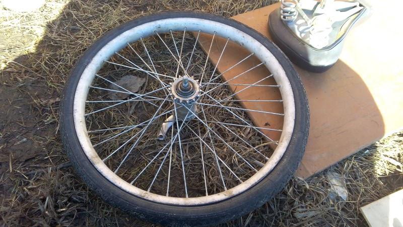 Ремонт велосипедов стелс своими руками колесо фото 270
