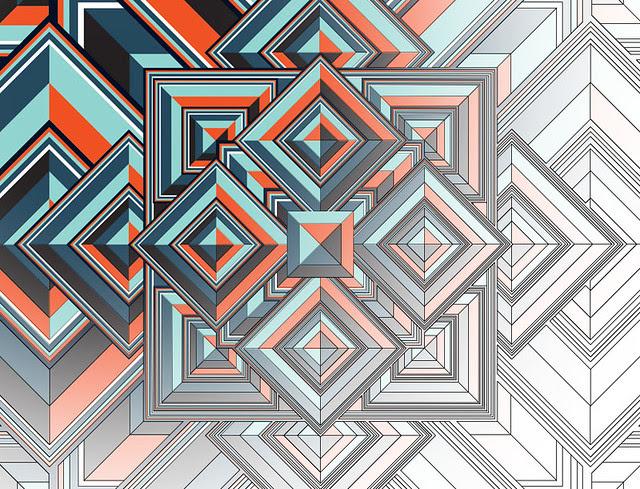 Friday Flashback : 2007 Cubic Mandelbrot.