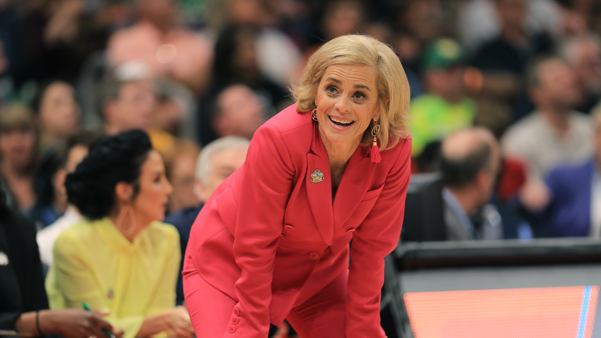 LSU hires Baylor's Kim Mulkey, three-time NCAA champion, as new women's basketball coach