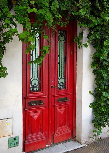 Belgrano Red Door
