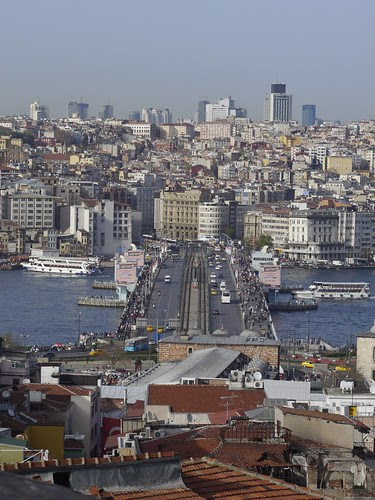 Istanbul From The Rooftops - 6