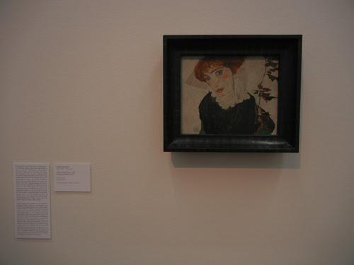 DSCN0925 _ Bildnis Wally Neuzil, 1912, Egon Schiele, Leopold Museum, Wien