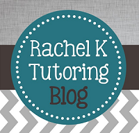 Rachel K Tutoring Blog