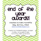 It's the end of the year!