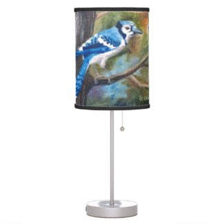 Blue Jay Desk Lamp