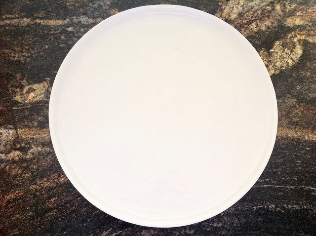 Large Plate for Draining Chicken