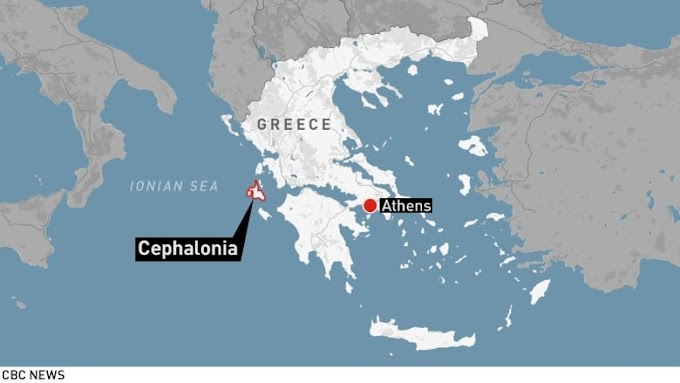 Canadian military helicopter crashes during NATO operations near Greece