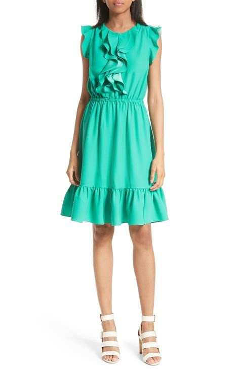 Ruffle Hem Dresses For Summer Wedding Guest Season!