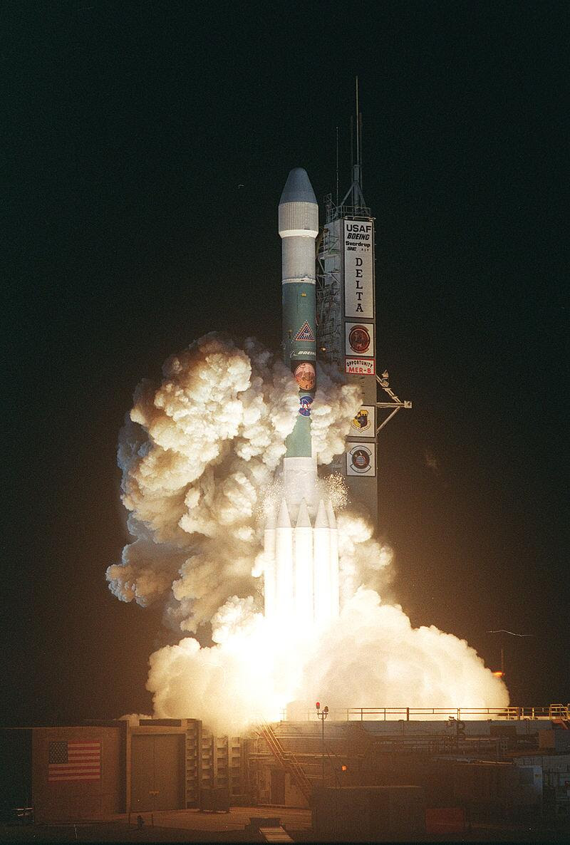 Jul08-2003-Opportunity-liftoff