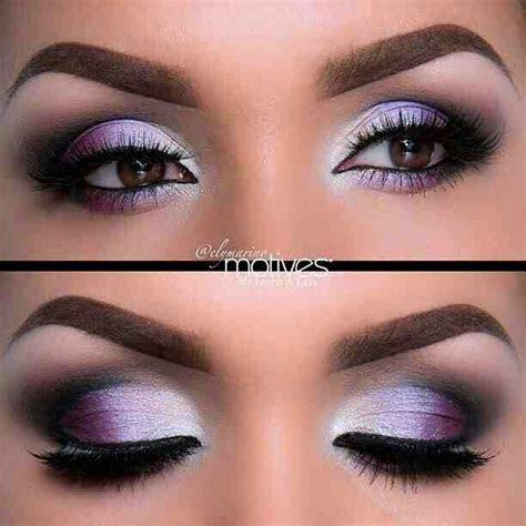 17  best ideas about Purple Wedding Makeup on Pinterest