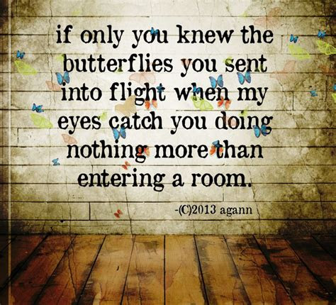 Baby You Give Me Butterflies Quotes