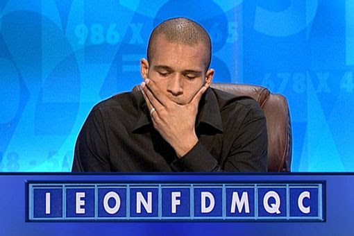 Clarke Carlisle is the first Premier League player to appear on TV's Countdown