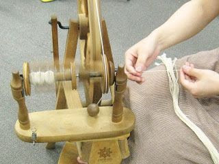 Kawashima Textile School Blog: Shifu 1: Paper Yarn Making (closed)