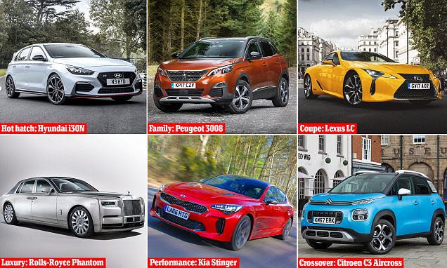These are the 13 best new cars of 2018