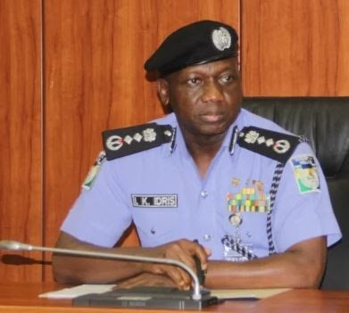 Nigerian Police reportedly launch manhunt for reporter who shared the embarrassing video of IGP's 'Transmission' speech