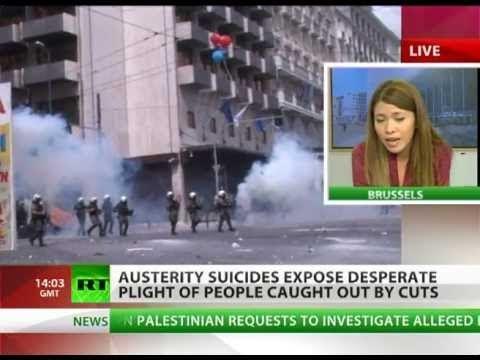 f6e82cb2302 Hella Heaven  Pensioner commits suicide at Greek Parliament refusing to