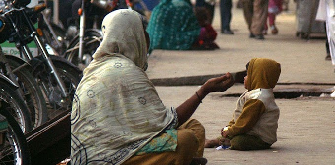 Fresh crackdown against beggary launched in Karachi