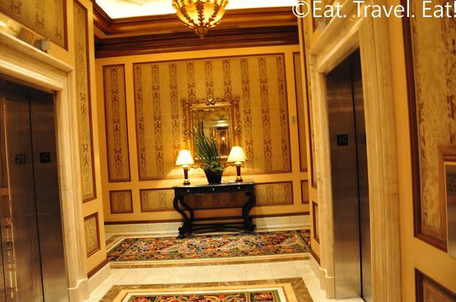 Main Elevator Halls