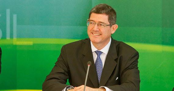 Ministro Joaquim Levy confirmou participação na reunião com os governadores