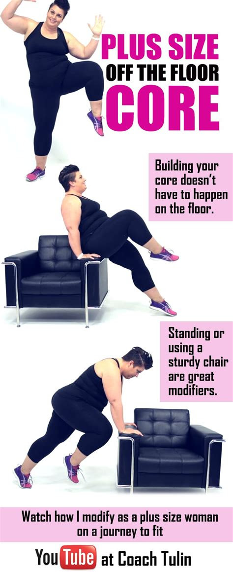 size core exercises    require