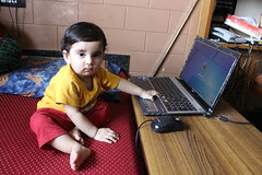 We Believe In The Camera And The Laptop ...Nerjis Asif Shakir by firoze shakir photographerno1