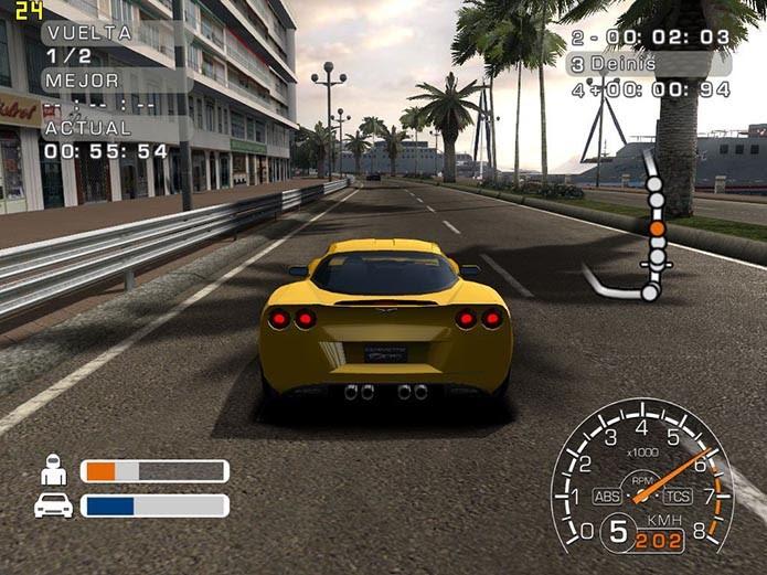 PlayStation 2: relembre os melhores jogos de corrida do console (Foto: Reprodução)