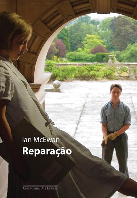 Resultado de imagem para reparação ian mcewan livro capa do filme